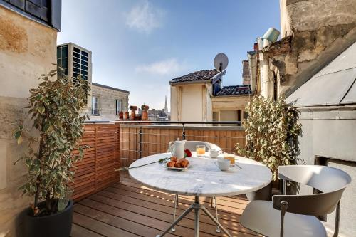 Hotel Appartements Place Gambetta - YBH
