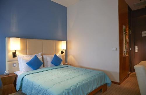 Quarto Duplo Deluxe com Vista Mar (Deluxe Double Room with Sea View)