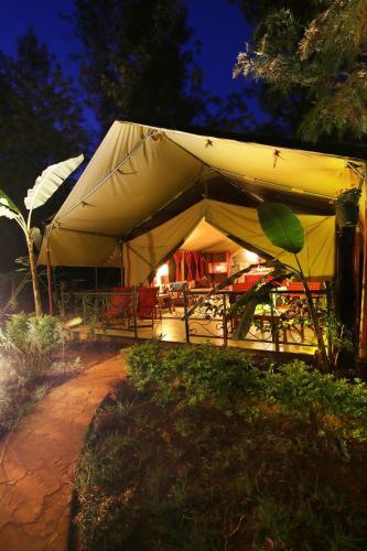 Hotel Anga Afrika Luxury Boutique Camp Nairobi