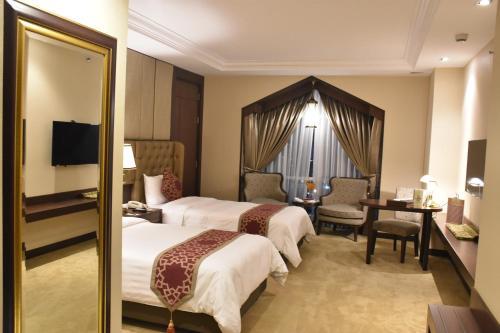 Al Meroz Hotel Bangkok - The Leading Halal Hotel photo 67
