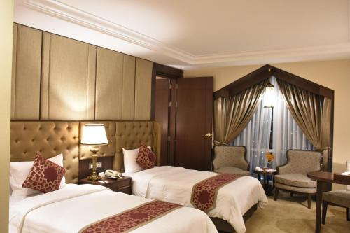 Al Meroz Hotel Bangkok - The Leading Halal Hotel photo 69