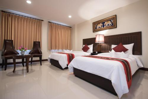 True Siam Rangnam Hotel photo 41