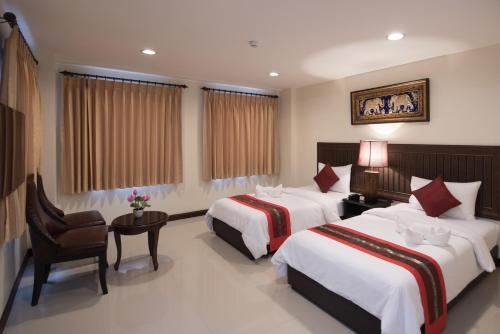 True Siam Rangnam Hotel photo 45