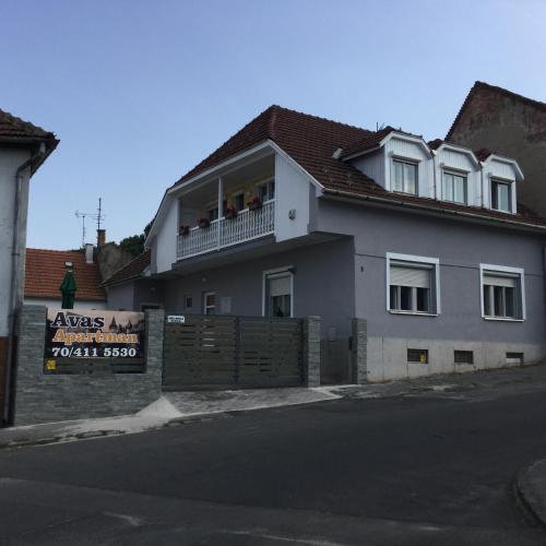 Avas Apartman in Miskolc