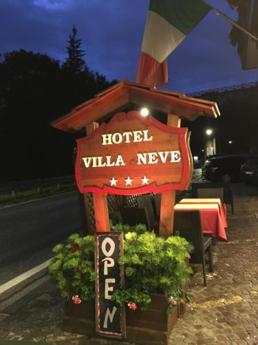 Meuble Villa Neve Cortina d'Ampezzo