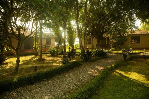 Green Mansions Jungle Resort Oda fotoğrafları