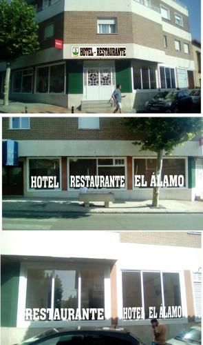 Hotel Restaurante El Alamo