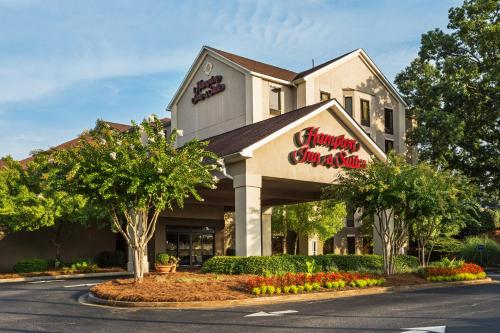 Hampton Inn And Suites Greenville/Duncan