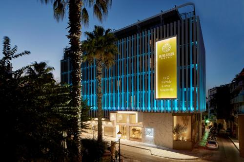 Olive Green Hotel, 71202 Iraklio