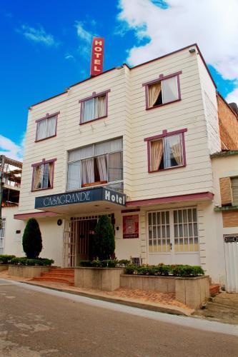 Hotel HOTEL CASAGRANDE BUCARAMANGA