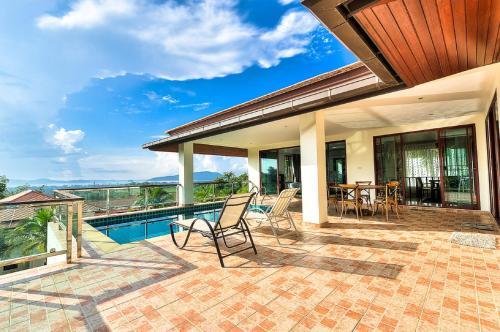 Luxury Seaview Pool Villa at Chalong Luxury Seaview Pool Villa at Chalong