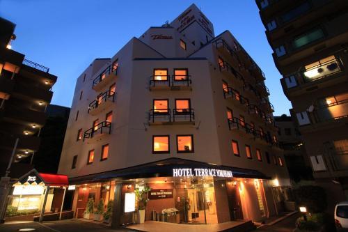 橫濱露台酒店