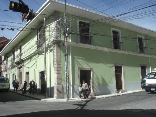 Hotel Hostal Pancaira