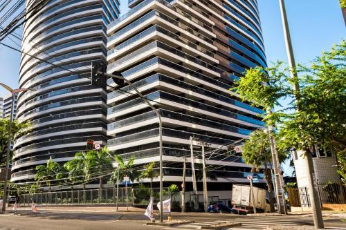 HotelApartamento na Beira Mar de Fortaleza - Edifício Landscape