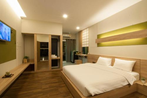 . The Zenith Residence Hotel