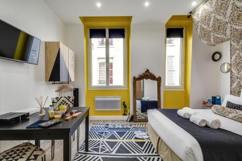 Sweet Inn Apartment - Aboukir Studio photo 4