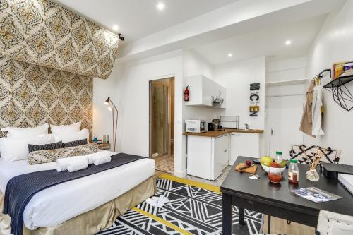 Sweet Inn Apartment - Aboukir Studio photo 11