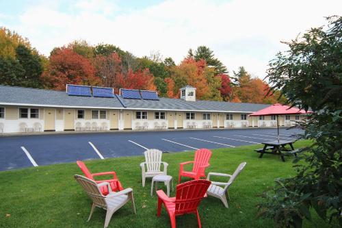 Wells-Ogunquit Resort Motel & Cottages - Wells, ME 04090