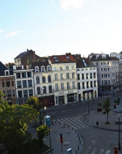 Hotel-overnachting met je hond in Beautiful Flat Grand Place - Brussel