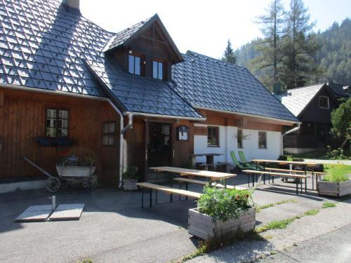 Almgasthaus Seebergalm - Hotel - Seewiesen