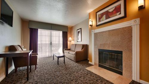 Best Western John Jay Inn - El Centro, CA 92243