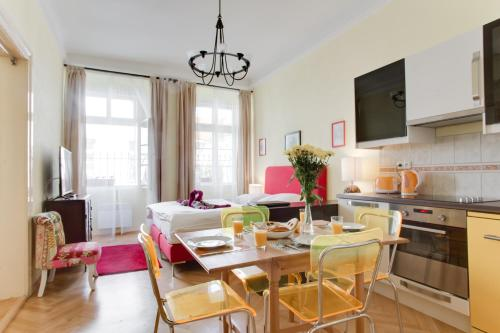 Prague Siesta Apartments Bild 6