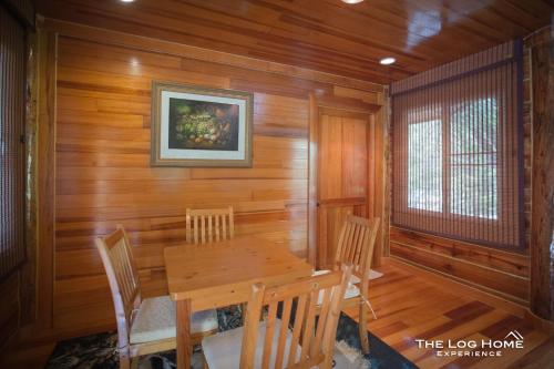 A-HOTEL com - The Log Home Experience Khao Yai, holiday park
