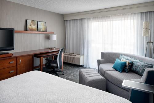 Foto - Courtyard by Marriott San Mateo Foster City