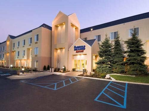 Fairfield Inn & Suites Merrillville, Merrillville, IN