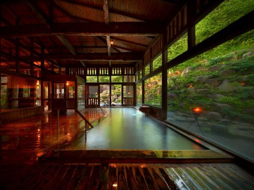 Accommodation in Zao Onsen
