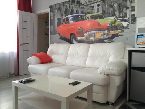 . Apartments on Kalinina