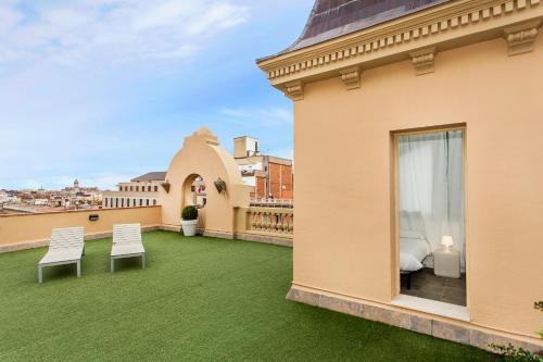Sant Perè Penthouse Terrace impression