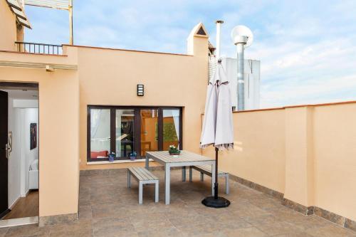 Sant Perè Penthouse Terrace photo 12