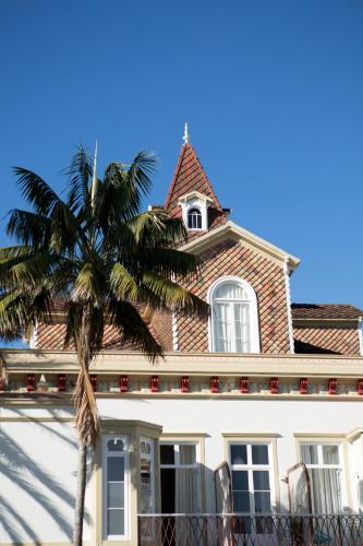 Casa Das Palmeiras Charming House   Azores 1901
