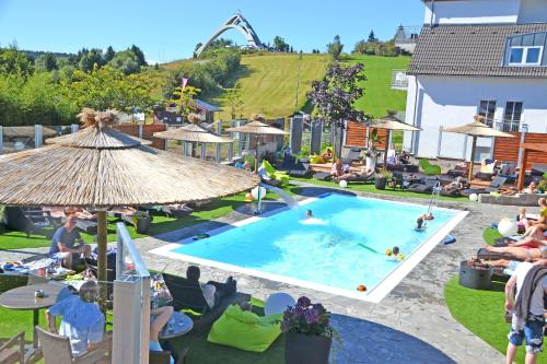 Vakantiehotel Der Brabander - Apartment - Winterberg
