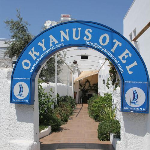 Bodrum City Okyanus Hotel indirim kuponu