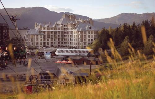 Accommodation in Whistler Blackcomb
