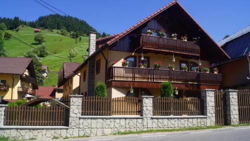 Casa din Vale - Accommodation - Moieciu de Sus