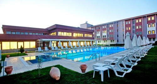 Kaymaklı Crystal Kaymakli Hotel & Spa ulaşım