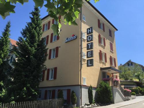 Hotel Sporting, Hotel in St. Gallen