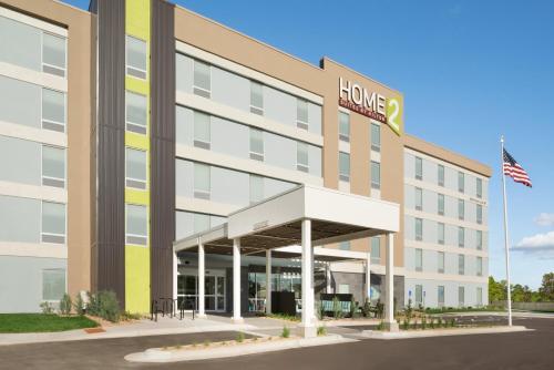Home2 Suites By Hilton Minneapolis /Roseville Mn - Roseville, MN 55113