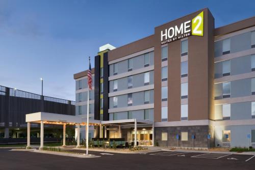 . Home2 Suites by Hilton Roseville Minneapolis