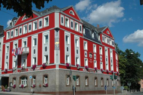 Hotel Strauss - Hof