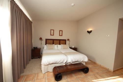 Superior Double or Twin Room - single occupancy Hotel Château Viñasoro 14