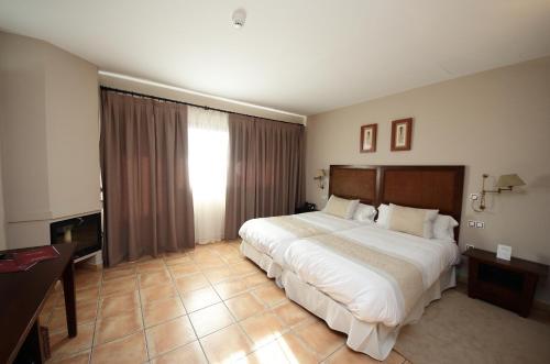Habitación Doble Superior - 1 o 2 camas - Uso individual Hotel Château Viñasoro 23