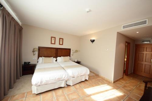 Habitación Doble Superior - 1 o 2 camas - Uso individual Hotel Château Viñasoro 22
