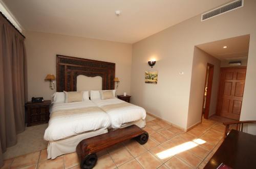 Superior Double or Twin Room - single occupancy Hotel Château Viñasoro 21