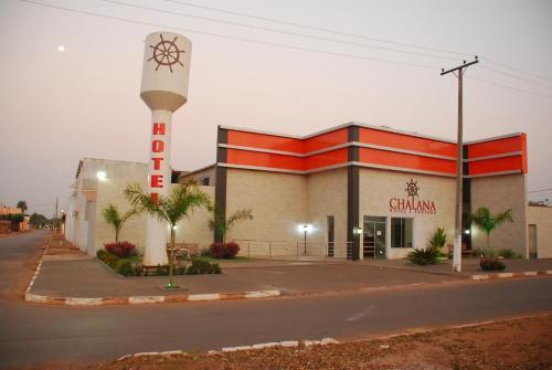 . Hotel e Pousada Chalana