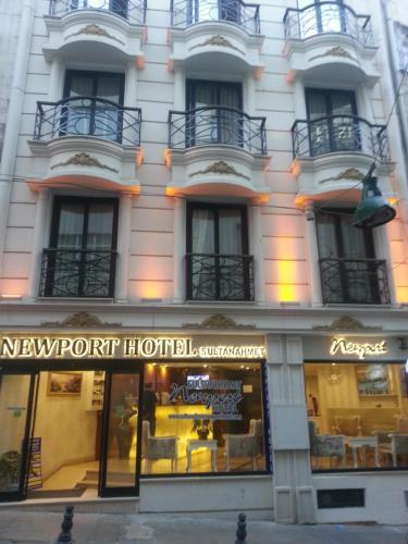 Istanbul Sultanahmet Newport Hotel online reservation