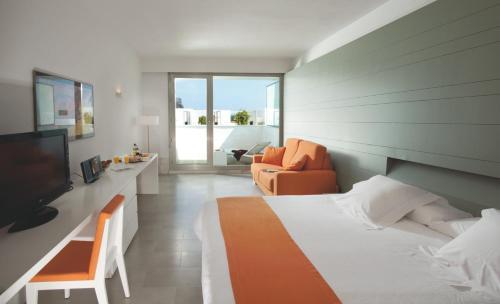 Superior Double Room Hotel Spa Calagrande Cabo de Gata 5